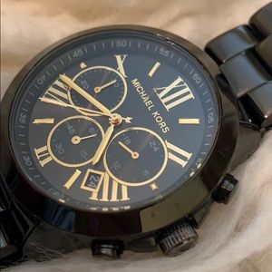 Micheal Kors 'Brecken' unisex watch